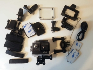 Actioncam Elecam Explorer Zubehör