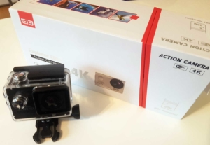 Actionkamera Elecam Explorer