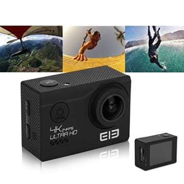 ELE CAM Explorer Elite Action Cam 4K