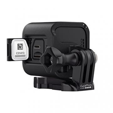 GoPro HERO4 Session Kamera geöffneter Speicherkartenslot