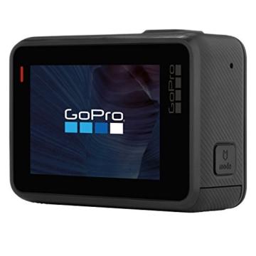 GoPro HERO5 Black Action Kamera Start-Screen