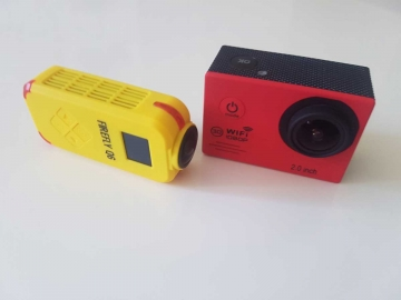 Hawkeye FireFly Q6 Actioncam im Vergleich