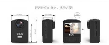 SJCam M20 Actioncam  Maßzeichnungen