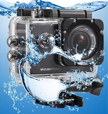 Icefox Actionkamera